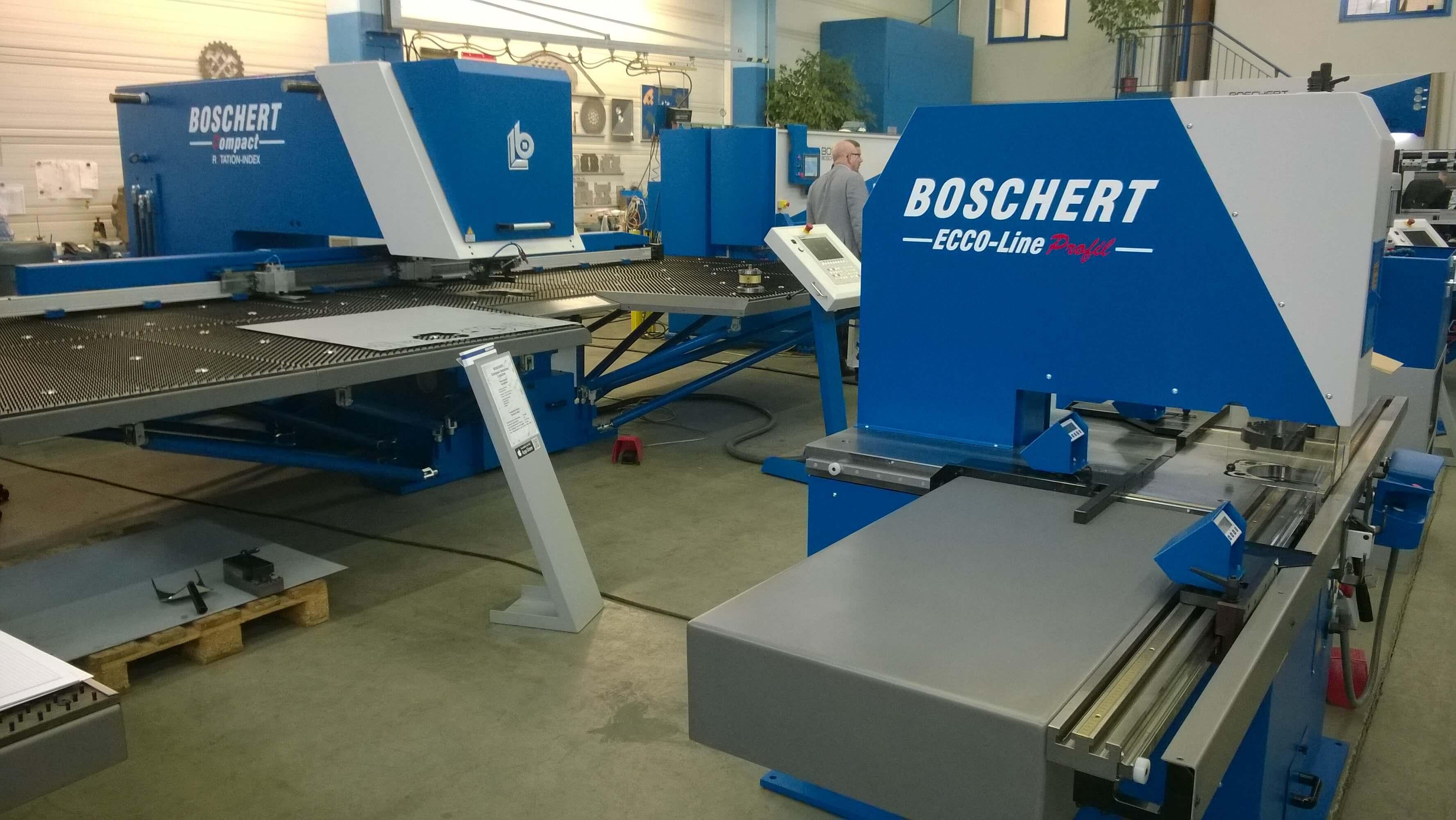 für die ganze Familie Ausverkauf Outlet zum Verkauf Ecco-Line-stancolo-cnc-hidraulikus-28t-Boschert--gazdasagos ...